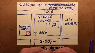 New date for Glasgow 2018 meet?