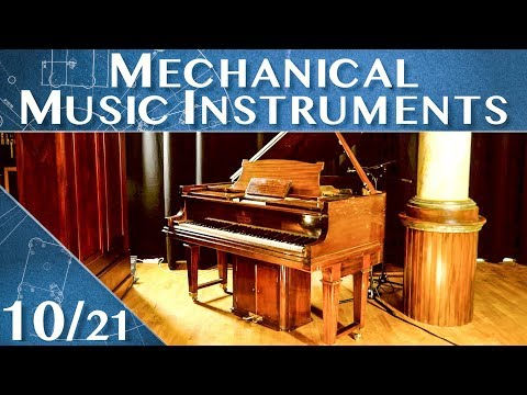 Steinway Duo-Art Self Playing Piano (PIANOLA) -
