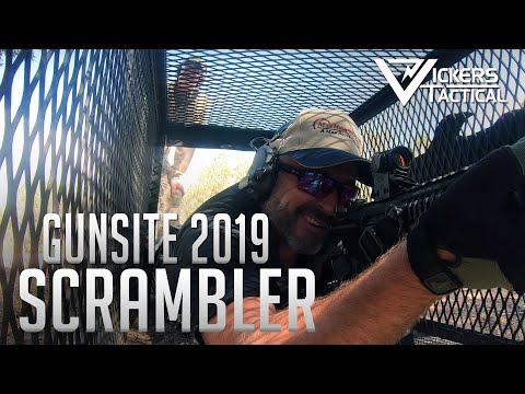 Scrambler - Gunsite 2019