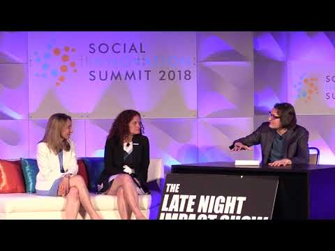 Sandra Martinez Discusses Solutions & Scale at 2018 Social Innovation Summit
