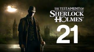 The Testament of Sherlock Holmes Walkthrough - 21 - Fun-Fair Part 1 of 3 | WikiGameGuides