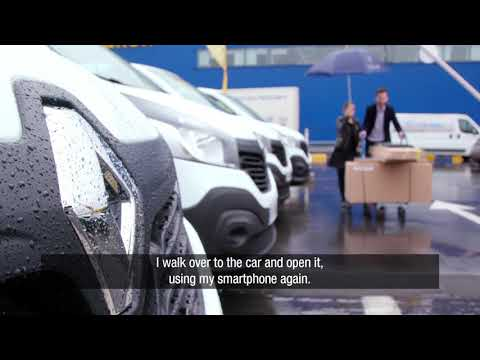 Renault Mobility – IKEA: how it works