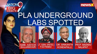 PLA Underground Labs Spotted   China's LAC Tactics Continue?   NewsX - NEWSXLIVE