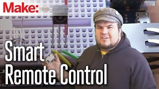 Weekend Projects - Smart Remote Control