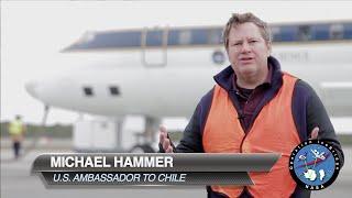NASA | OIB Flights South 2014: Science and Diplomacy