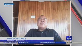Entrevista al Abogado ambientalista Harley Michell, sobre el caso de la Isla Taboga