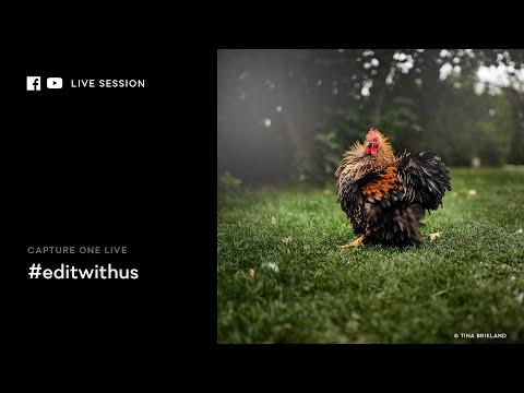 Capture One 20 Quick Live    editwithus 12th November