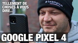 Vidéo-Test : Google Pixel 4 : unboxing, test et petits secrets...