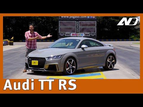 Audi TTRS - El mejor RS que he manejado