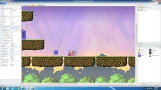 Platform Game Development w/ Construct 2 - 15 - Enemy Properties