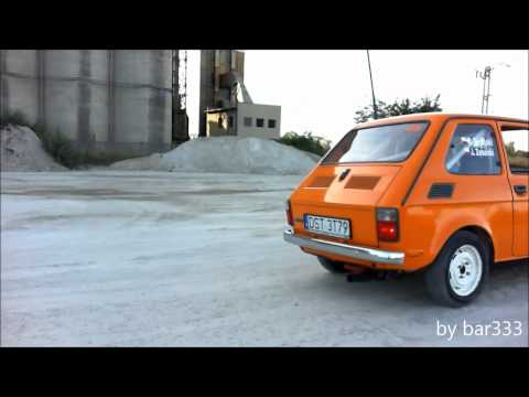Video: The best car in the world - FIAT 126p