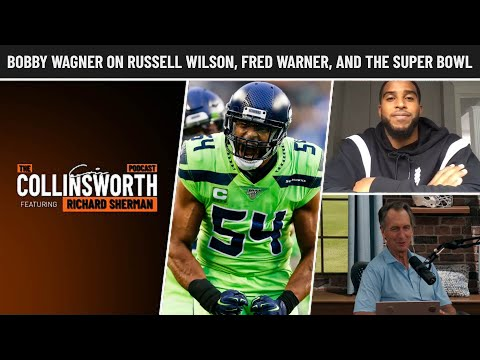 Bobby Wagner on Russell Wilson, Fred Warner's contract, playing in the Super Bowl and more   PFF