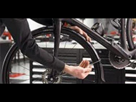 Domane SLR: Installing Fenders