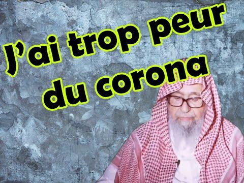 J'AI GRAVE PEUR DU CORONAVIRUS COMME DE LA PESTE