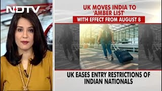 Covid-19 News: UK Eases Entry Restrictions From India, No Institutional Quarantine - NDTV