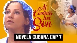 NOVELA CUBANA: Al Compas del Son - Cap.7 Extended ( Television Cubana )