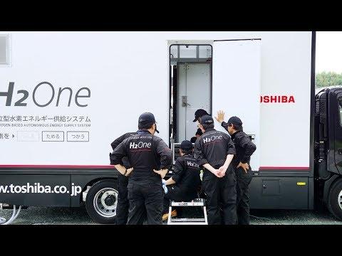 【東芝】H2Oneを使用したDMAT訓練