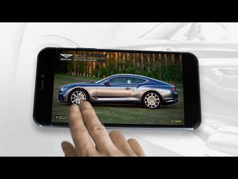 DISCOVER NEW CONTINENTAL GT IN THE INTERACTIVE BOYD APP | CONTINENTAL| BENTLEY