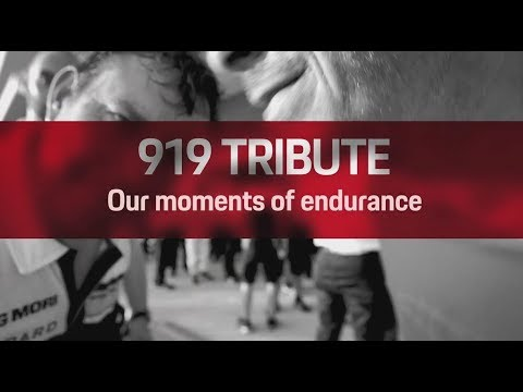 919 Tribute: Our moments of endurance