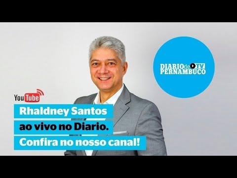 Rhaldney Santos entrevista Dr Dimas Antunes