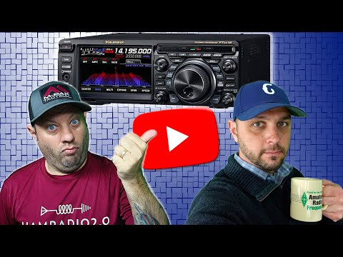 Yaesu FTDX-10 Menu and Feature Overview with W9FFF Ham Radio Dude