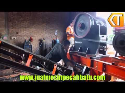 Mesin Pemecah Batu dan Mesin Pasir | Produksi Cepat, Hasil Optimal