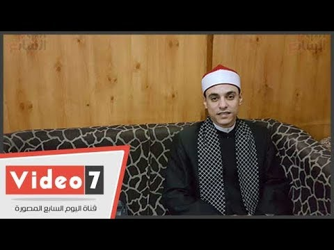 المبتهل محمد عبدالرؤوف السوهاجى: معظم المبتهلين الآن مقلدون وليسوا مبدعين