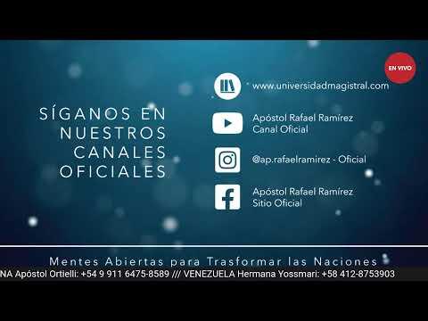 GUERRA ESPIRITUAL ESTRATÉGICA PART 6 (Las Armas que tenemos) - APÓSTOL RAFAEL RAMÍREZ CANAL OFICIAL
