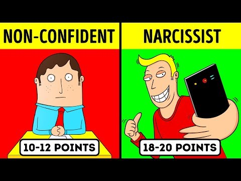 Are You a Narcissist? Personality Test and Explanation of Narcissism