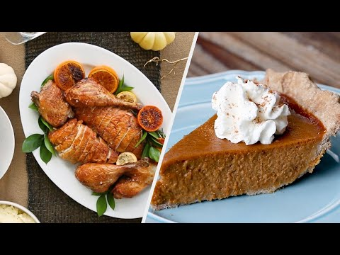 The Perfect Thanksgiving Meal ?Tasty
