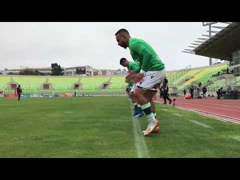 LadoW Santiago Wanderers vs Colo Colo 06 enero 2021
