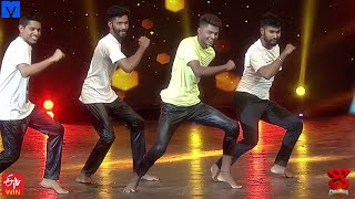 Somesh Performance Promo - Dhee Champions (#Dhee12) - 7th October 2020 - Sudigali Sudheer - MALLEMALATV