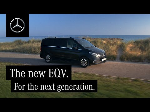 The new EQV & Nico Prien | On the Road for the Next Generation