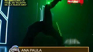 Recordamos la presentación de Ana Paula