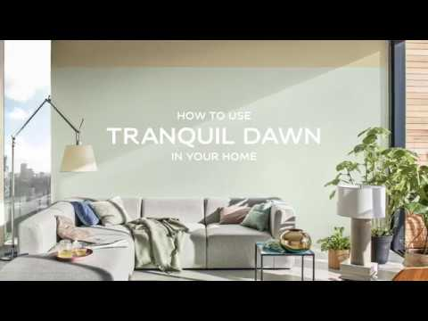 How to use Tranquil Dawn in your home