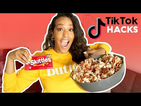 Testing Viral TikTok Food Hacks And Tricks