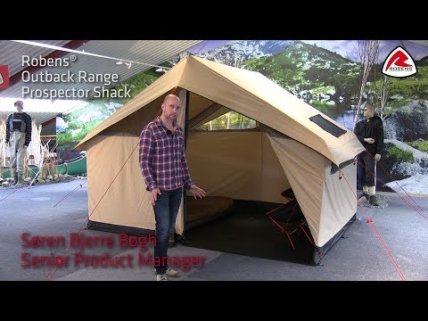 Prospector Shack Tent - 2018 | Pure Outdoor Passion