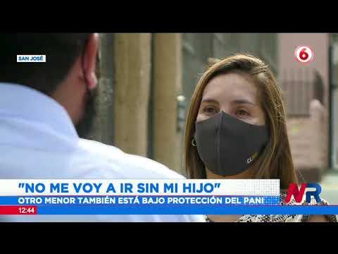 Una madre se niega a abandonar el Calderón Guardia y dejar a su hijo de 6 días de nacido