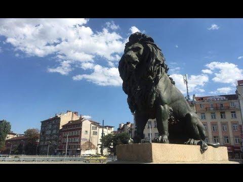 София: Лъвовете на града