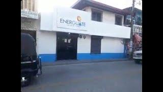 Comando armado asalta oficinas de Energuate en Morales