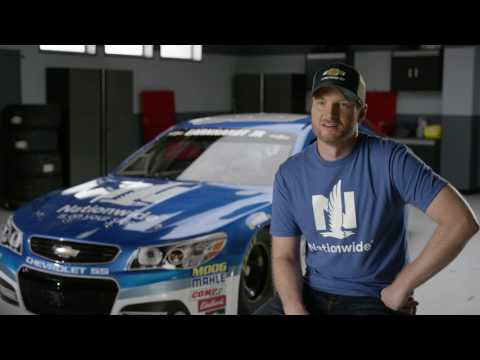 Dale Earnhardt Jr.'s relationship with Nationwide