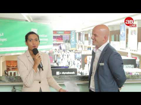 ABTV Live at Gitex 2019 (5G, AI, Future Mobility, robotics)
