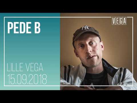 Pede B vender hjem til VEGA