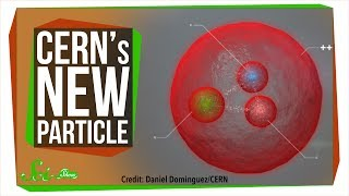 Meet CERN's New Particle: A Double-Charm Baryon!