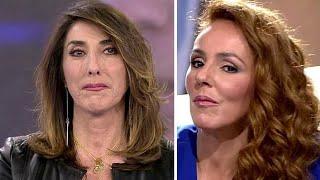 La inesperada despedida de Paz Padilla por Rocío Carrasco y Fidel Albiac cada vez más cerca