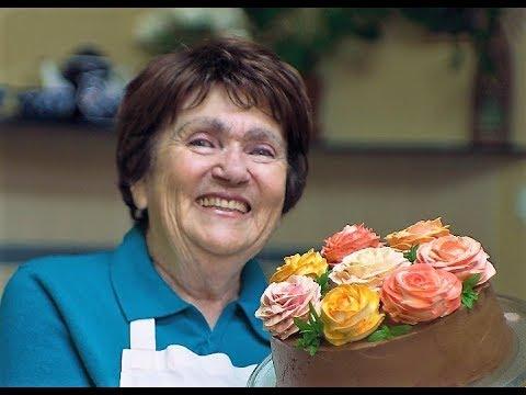 Подарок к 80 летию - рецепты Бабушки Эммы
