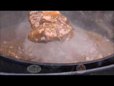 Beef Stew Dutch Oven recipe (fast version) / Hachee recept Dutch Oven (snelle versie)