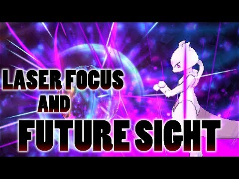 connectYoutube - Can Laser Focus Cause Future Sight To Score A Critical Hit In Pokemon Ultra Sun and Moon?