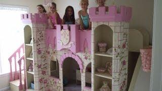 S Princess Castle Bed Disney Room Decor Custom Bedroom Furniture You