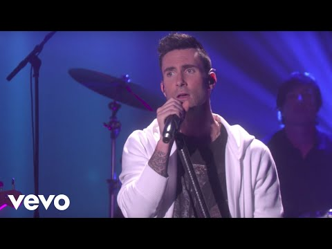 Maroon 5 - Cold (Live From The Ellen DeGeneres Show/2017)